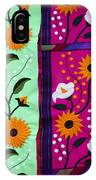Mexican Table Runners Cancun IPhone Case