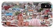 Mexico, Guanajuato, View Of Guanajuato IPhone X Case