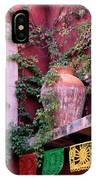 Mexico, San Miguel De Allende, Ivy IPhone Case