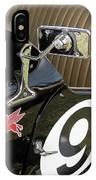 Mg Racer IPhone Case