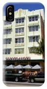 Miami Beach - Art Deco 43 IPhone Case