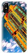 Miami South Pointe IPhone Case