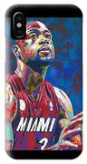 Miami Wade IPhone Case
