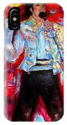 Michael Jackson I'll Be There IPhone Case