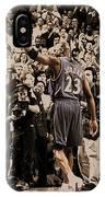 Michael Jordan Last Game II IPhone Case