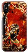Michael Jordan IPhone Case