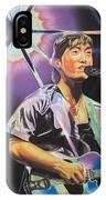 Micheal Kang IPhone Case