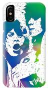 Mick Jagger And Keith Richards IPhone Case