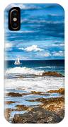 Midday Sail IPhone Case
