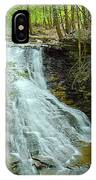 Middle Branch Falls Upper Tier #1 IPhone X Case