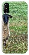 Middle Child - Blackfaced Sheep IPhone X Case