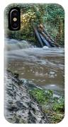 Middleton Hall Waterfall IPhone Case