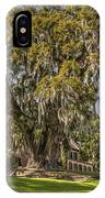Historic Middleton Place  IPhone Case