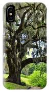 Middleton Place Oak  IPhone Case