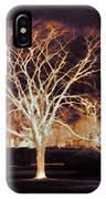 Midnight Glow IPhone Case