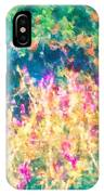 Midnight In The Garden IPhone Case