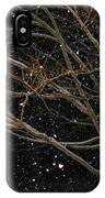 Midnight Snow IPhone Case