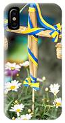 Midsummer Pole IPhone Case