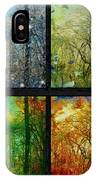 Midwest Seasons Collage IPhone Case