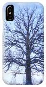 Mighty Oak In Winter IPhone Case