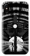 Milano Centrale - Train Station IPhone Case