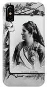 Milena Vukotic (1847-1923) IPhone Case