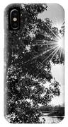 Mill Creek Marsh Afternoon Sun IPhone Case