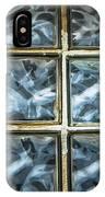 Miller Factory Window Panes IPhone Case