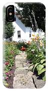 Miller Haus Garden IPhone Case