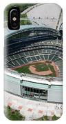 Miller Park Milwaukee Wisconsin IPhone Case