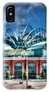 Miller Park  IPhone Case
