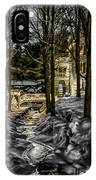 Millhouse In The Moonlight IPhone Case