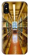 Milstein Room Nyc Library IPhone Case