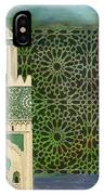 Minaret Of Hassan 2 Mosque IPhone Case
