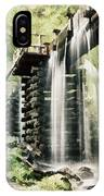 Mingus Mill Millrace IPhone Case