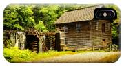 Mingus Mill -- Poster IPhone Case
