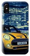Mini Cooper S 2014 IPhone Case