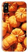 Mini Pumpkins IPhone Case