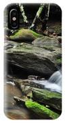 Mini Waterfalls IPhone Case