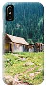 Mining House IPhone Case