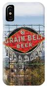 Minneapolis Brew IPhone Case