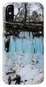 Minnehaha Falls 2 IPhone Case