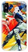 Minnesota Twins 1968 Yearbook Artwork IPhone Case