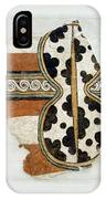 Minoan Livestock Painting IPhone Case