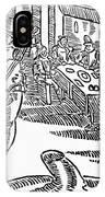 Minstrels, 17th Century IPhone Case