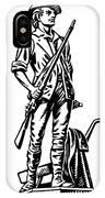Minutemen IPhone Case