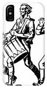 Minutemen: Spirit Of 1776 IPhone Case