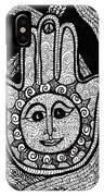 Miriam's Peace IPhone Case