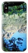 Mirror Lake Three New Zealand IPhone Case