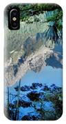 Mirror Lake Two New Zealand IPhone Case